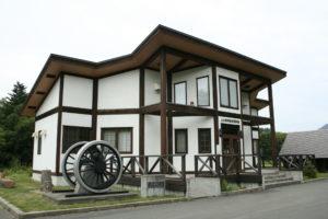 上士幌町鉄道資料館